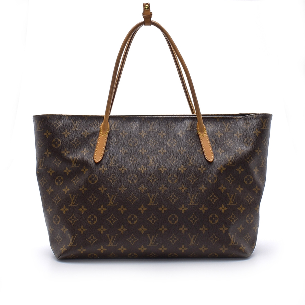 Louis Vuitton - Monogram Canvas Leather Raspail Gm Bag
