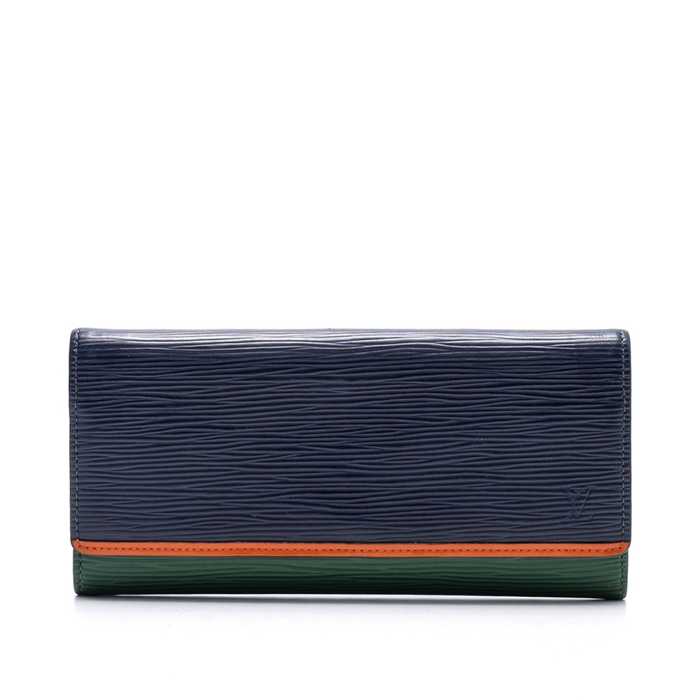 Louis Vuitton - Multicolor Epi Leather Long Wallet