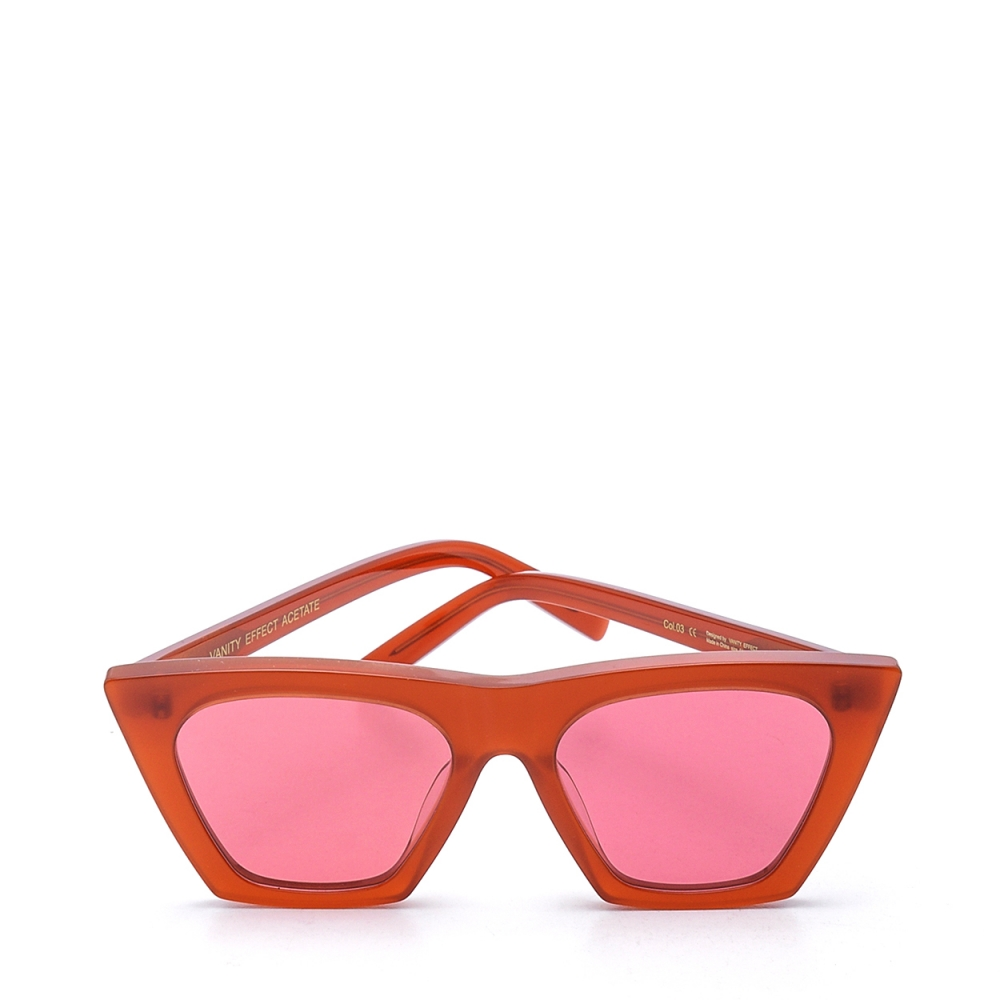 Vanity Effect - Red Smexy Sunglasses
