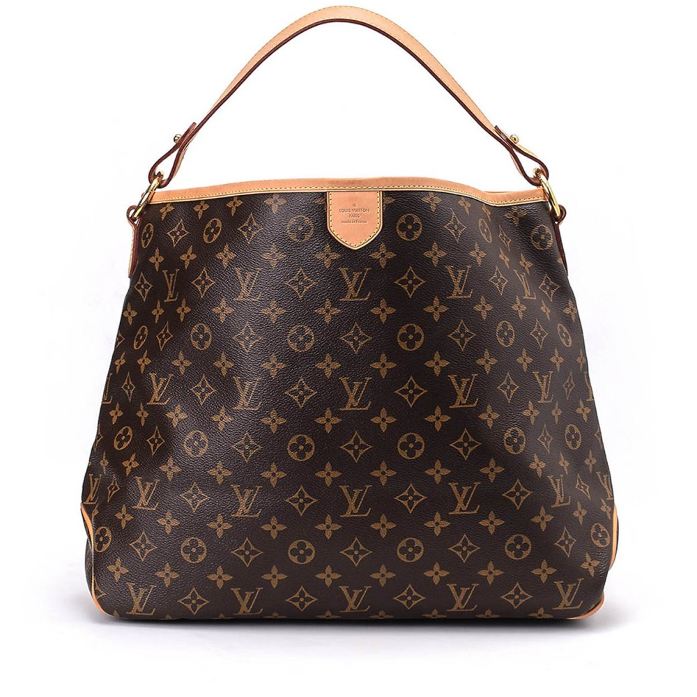 Louis Vuitton - Monogram Canvas Delightful Mm Hobo Bag