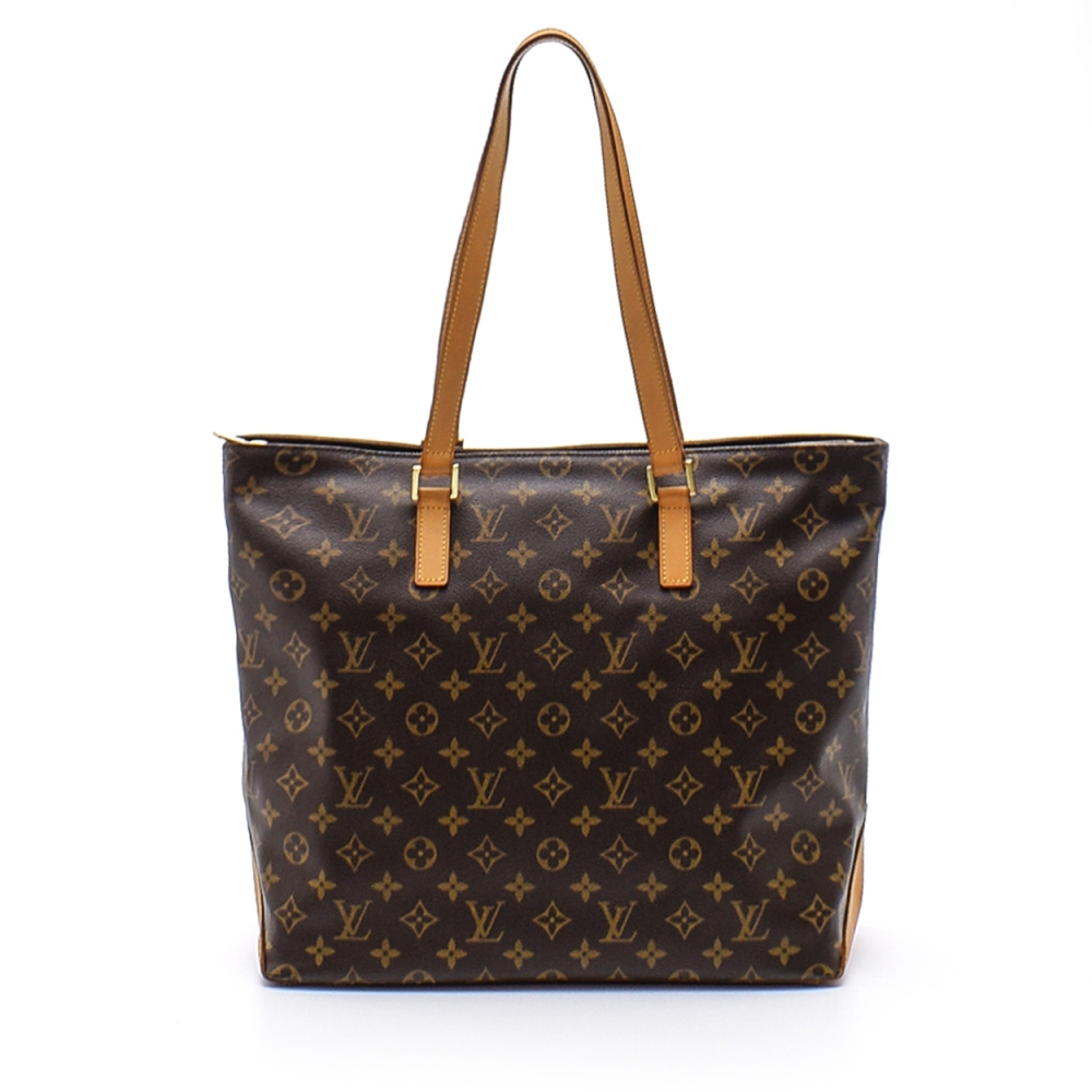 Louis Vuitton - Monogram Canvas Cabas Piano Shoulder Gm  Bag